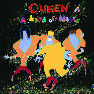 Queen A Kind Of Magic LP 2015