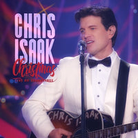 Chris Isaak Christmas Live on Soundstage CD+DVD 2017