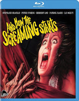 And Now the Screaming Starts! (Region A) Blu-ray 2018