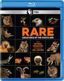 Rare: Creatures of the Photo Ark 2017