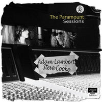 ADAM LAMBERT & STEVE COOKE Paramount Sessions 2CD 2011