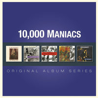 10000 MANIACS Original Album Series 5CD 2013