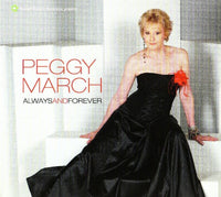 PEGGY MARCH Always and Forever CD 2012 - 852 Entertainment