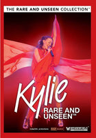 KYLIE MINOGUE Rare And Unseen DVD 2013 - 852 Entertainment