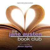 OST The Jane Austin Book Club by  Aaron Zigman CD 2014 - 852 Entertainment