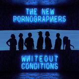 NEW PORNOGRAPHERS WHITEOUT CONDITIONS CD 2017 - 852 Entertainment