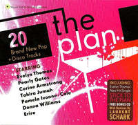 VA THE PLAN - 20 BRAND NEW POP DISCO TRACKS 2CD 2012 - 852 Entertainment
