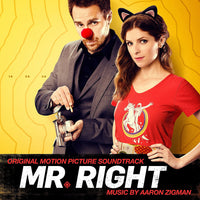OST MR RIGHT by Aaron Zigman CD 2016