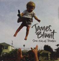 JAMES BLUNT Some Kind of Trouble (EU) CD 2011 - 852 Entertainment