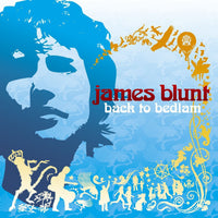 JAMES BLUNT Back to Bedlam CD 2008 - 852 Entertainment