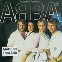 ABBA The Name Of The Game CD 2002