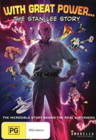 With Great Power: Stan Lee (2010) DVD