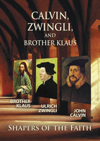 Documentary CALVIN ZWINGLI BROTHER KLAUS DVD 2017 - 852 Entertainment