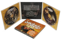 YARDBIRDS  Making Tracks CD+DVD - 852 Entertainment