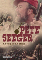PETE SEEGER A Song and a Stone DVD 2014 - 852 Entertainment
