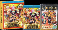 ONE PIECE FILM GOLD 海賊王 Bluray 2017 - 852 Entertainment