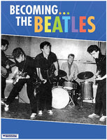 BEATLES BECOMING THE BEATLES DVD 2013 - 852 Entertainment