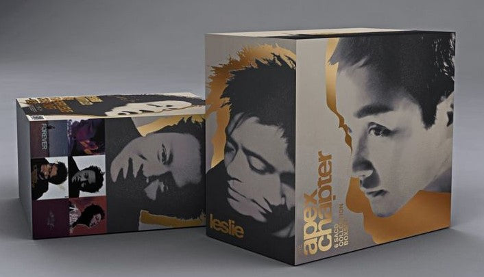 LESLIE CHEUNG The Apex Chapter 6 SACD Collection Boxset (6 SACD + Poster) Limited Edition 2017 - 852 Entertainment
