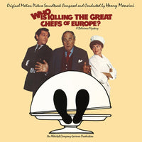 O.S.T. WHO IS KILLING THE GREAT CHEFS OF EUROPE CD 2017 - 852 Entertainment