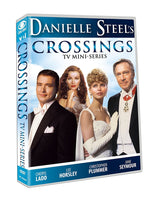 TV DANIELLE STEELE'S CROSSINGS DVD 2017 - 852 Entertainment