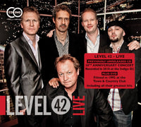 LEVEL 42 Live at London's Town & Country Club CD+DVD 2015 - 852 Entertainment