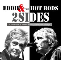 EDDIE & THE HOT RODS 2 SIDES CD 2014 - 852 Entertainment