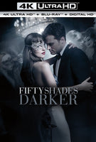 Fifty Shades Darker 格雷的五十道色戒2  (4K Ultra HD+Blu-ray+Digital HD) 2017 - 852 Entertainment