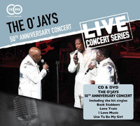 O'JAYS 50th Anniversary Concert Live 2015 - 852 Entertainment