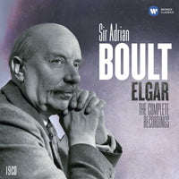 ADRIAN BOULT Elgar/The Complete Emi Recordings 19CD 2013