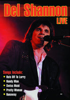 DEL SHANNON Live DVD 2012 - 852 Entertainment