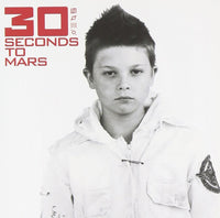30 SECONDS TO MARS 30 Seconds To Mars CD 2002