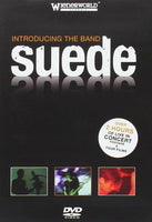 SUEDE Introducing the Band DVD 2016 - 852 Entertainment