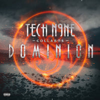 TECH N9NE DOMINION Deluxe Edition CD+DVD 2017 - 852 Entertainment