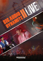 BIG AUDIO DYNAMITE I LIVE IN CONCERT DVD 2013 - 852 Entertainment
