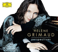 HELENE GRIMAUD PERSPECTIVES 2CD 2017 - 852 Entertainment