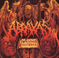 ABRAXAS Wretched Existence CD 2012
