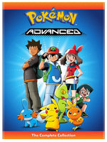 Pokémon Advanced Complete Collection 5DVD 2017