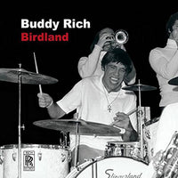 BUDDY RICH BIRDLAND LP 2015 - 852 Entertainment