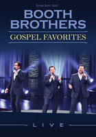THE BOOTH BROTHERS Gospel Favorites Live DVD - 852 Entertainment