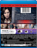 THE GIRL ON THE TRAIN Blu-ray+DVD (US) 2017 - 852 Entertainment