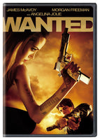 WANTED DVD - 852 Entertainment