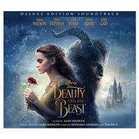 O.S.T. BEAUTY AND THE BEAST 美女與野獸 (DELUXE ED) 2CD 2017 - 852 Entertainment