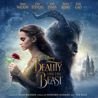 O.S.T. BEAUTY & THE BEAST 美女與野獸  (ASIAN ED) 2017 - 852 Entertainment
