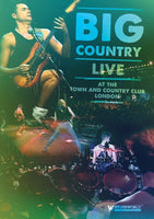 BIG COUNTRY Live at the Town and Country Club DVD 2013 - 852 Entertainment