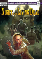 NIGHT OF THE LIVING DEAD (Collector's Edition) (1968) 活死人之夜 DVD 2017 - 852 Entertainment