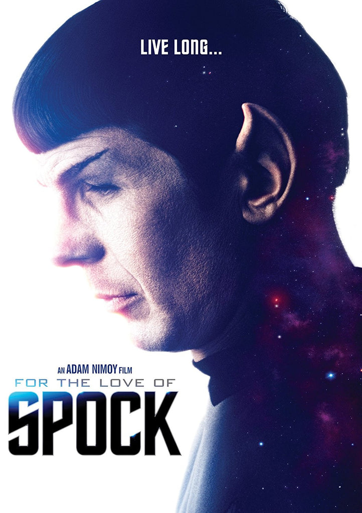 FOR THE LOVE OF SPOCK DVD 2017 - 852 Entertainment