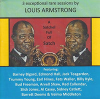 LOUIS ARMSTRONG A Satchel Full Of Satch CD 2016