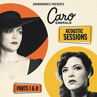CARO EMERALD Acoustic Sessions CD 2017 - 852 Entertainment