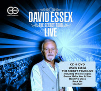 DAVID ESSEX SECRET TOUR: LIVE CD+DVD 2015 - 852 Entertainment
