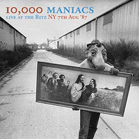 10000 MANIACS Live At The Ritz / Ny / 7Th Aug '87 CD 2016